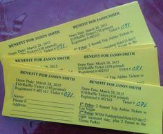 upcoming fundraiser tickets