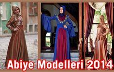 2014 Kapalı Abiye Modelleri