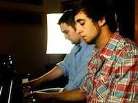 Two Guys Sing and Play Hallelujah on Piano - This Version Will Give You Chills!