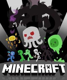 Minecraft- Survival not Guaranteed by ~alphanite on deviantART