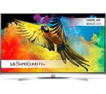 "LG 55UH850V Smart 3D 4k Ultra HD HDR 55"" LED TV"