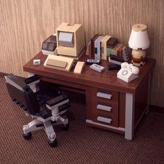 My Old Desktop: Byte Edition #LEGO