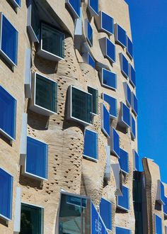 Frank Gehry has completed his first building in Australia.