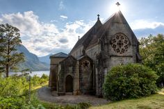 Glenfinnan Church HDR | Took a couple of three-shot exposure… | Flickr