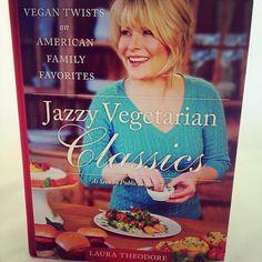 .@VegNews Magazine | Just arrived to the VNHQ: Laura Theodore's gorgeous new cookbook, Jazzy Veget... | Webstagram - the best Instagram viewer