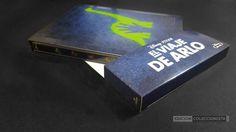 Os dejamos nuestro unboxing de la edición metálica de #ElViajeDeArlo 👉 Metal, Pixar Movies, Metals
