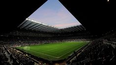 Football : St James' Park is the oldest football ground in north-east England, having hosted a football match as early as 1880, and is among the largest football stadia in the UK. The stadium has been the home ground of Newcastle United since 1892, and also has experience of hosting international football matches.