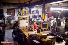 Foulab, Montréal's first hackerspace — Chronicles of Montréal — Medium