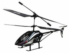 Black Knight BL901 Electric RC Helicopter GYRO 3.5CH RTF (Colors May Vary) by Velocity Toys. $54.95. Length: 19 Inches Height: 7.4 Inches. Features:  Electric Powered 3.5 Channel Gyroscope Equipped. Pro Series LED Lights Ready to Fly Easy to Fly. Remote Control Requires 6 AA Batteries (Not Included). Metal Alloy Frame Co-axial Rotor Maximum Stability Control Medium Size. Package Includes:  Medium Size Pro RC Helicopter Remote Control Wall Charger 3.7V 1100 mAh L...