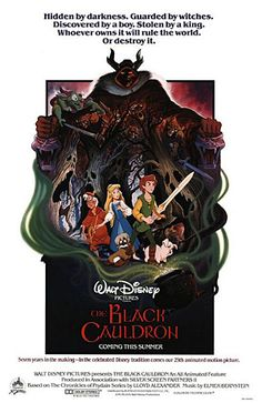 1985: The Black Cauldron