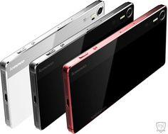 Novedad: Lenovo Vibe Shot, el primer smartphone del mercado con triple flash LED