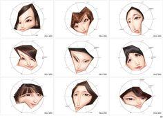 [鏡を疑え 02交通広告POLA] 美容広告の常識を覆す大胆な『変顔』広告 | ブレーン 2015年1月号