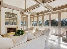 """For sale: $2,988,000. The panoramic views extend from the peaks of Mt. Diablo in the east all the way to Mt. Tamalpais in the west. The sunset is magical! Nestled in Orinda's Sleepy Hollow neighborhood, this custom home is situated on over 1.34 acres. An inviting walkway entry with a wisteria-covered trellis creates a grand entry into the home. Renowned interior designer Michael Taylor, the inventor of the """"California style"""", custom designed interiors in the home using travertin..."""