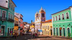 Voyage Brésil Séjour hotel pas cher vacances Salvador voyage pas cher