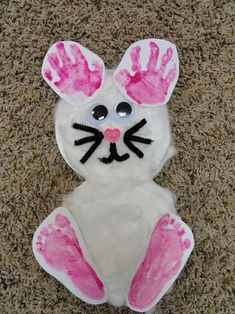 Calling All Parents Who Have Not Done An Easter Craft….