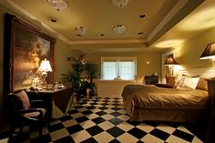 The Roman Spa Guest Room