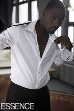 Idris Elba From August 2009 ESSENCE Magazine--You can never have too many pictures of Idris honey!