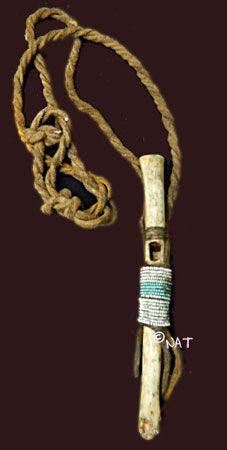 Blackfoot War Whistle