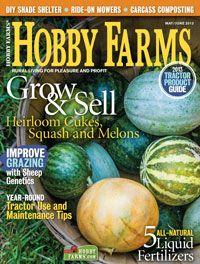 May/June 2013 Hobby Farms