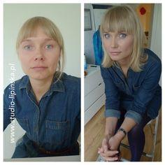 Makeup & foto Dorota Lipińska