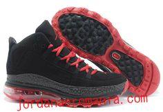 finest selection 3c751 7b345 Acheter Chaussures New Jordan Take Flight Air Max 2009 Sole Fusion Noir Cement  Gris Red Rouge  JordanAeroMania.com