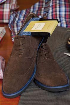 Zapato Gamuza Salo