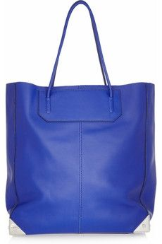 Alexander Wang | Prisma leather tote | NET-A-PORTER.COM - StyleSays