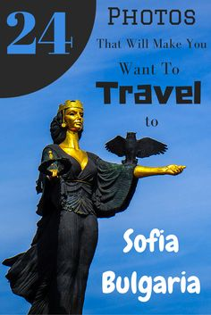Have you ever wanted to visit Sofia in Bulgaria? No? These 24 Photos will make you think again - plus I have a free Sofia travel guide waiting for you!