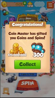 This article will help you get coin master free spins and coins. Coin master is one of the top-grossi. Daily Rewards, Free Rewards, Master App, Master Online, Free Gift Card Generator, Coin Master Hack, Free Gift Cards, New Tricks, Best Games