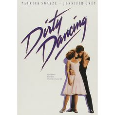 Dirty Dancing - Patrick Swayze and Jennifer Grey Iconic Movie Posters, Iconic Movies, Old Movies, Classic Movies, Great Movies, Patrick Swayze, Jennifer Grey, Dirty Dancing, Dance Aesthetic