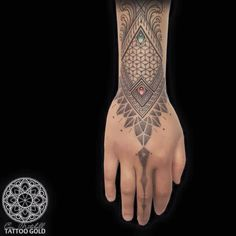Tatouage réalisé par Coen Mitchell