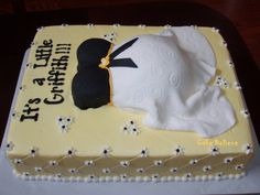gender neutral baby shower ideas - Bing Images! I love how this cake is so real looking.