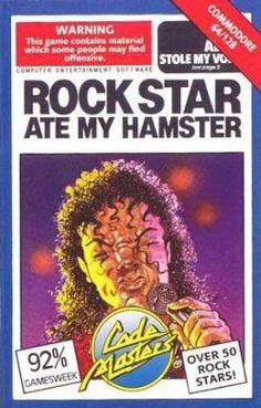 Rock Star Ate My Hamster - Amiga 500