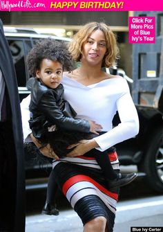 Blue Ivy Birthday