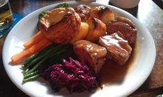 The Jolly Butchers, Stoke Newington, £11.95 - £16.95 incl. all the trimmings.