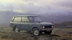 Ok Mark wants a Range Rover - Forest Green with a Bike Rack!