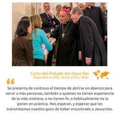 Carta de Mons. Javier Echevarría, con motivo del aniversario de la fundación del Opus Dei (2.X.1928)