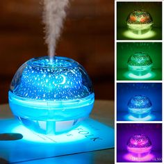 projector night lamp Best Night Light, Star Night Light, Humidifier Essential Oils, Essential Oil Diffuser, Portable Humidifier, Aries And Pisces, Projector Reviews, Night Light Projector, Spa Center