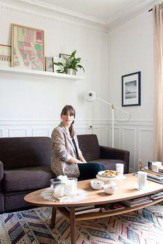 Adélaïde, Paris 20ème - Inside Closet