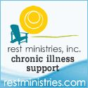 rest ministries chronic illness support