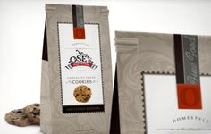 Baking goods packaging design