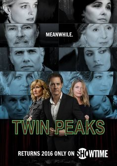 wating for Twin Peaks _ 2015 or 2016? _  Showtime