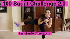 You loved the original 100 squat challenge now here is version 2.0 Now Go Squat.