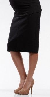 Soon Flora Pencil Skirt Maternity Wear, Dress Skirt, Flora, Pencil, Skirts, How To Wear, Black, Dresses, Fashion