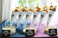 Party Idea of the Month: Grown Up Halloween Cocktail Party - Style Sheet - HGTV Canada
