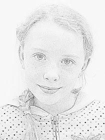Spittin Toad: Kids Art: Self Portraits