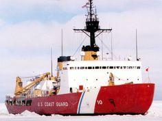 Slideshow : US icebreaker heads to Antarctic to help stuck ships - US icebreaker heads to Antarctic to help stuck ships | The Economic Times