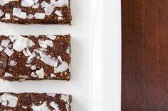 No Bake Peppermint Patty Bars II – Naturally Sweetened With Dates