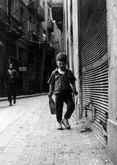 j.colom - barcelona 1958
