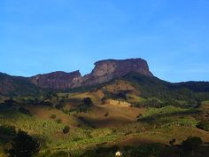 See Pedra do Baú near São Bento do Sapucaí